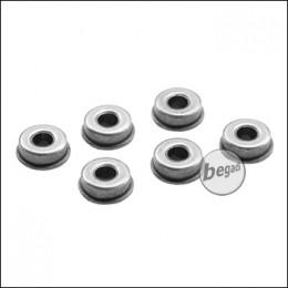 FPS Softair 7mm Stahllaufbuchsen,  selbstschmierend (B7PA)