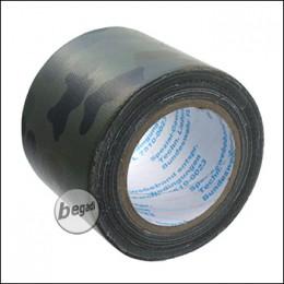 Gewebeband G11 50mm x 5m, flecktarn (klein)