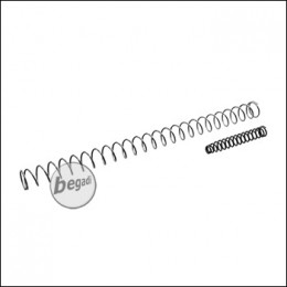 Guarder 150% Enhanced Recoil & Hammer Spring Set für TM / WE / KJW P226 Serie