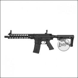 ICS M4 CXP-X S Peleador SBR S-AEG, schwarz (frei ab 18 J.) [ICS-441]