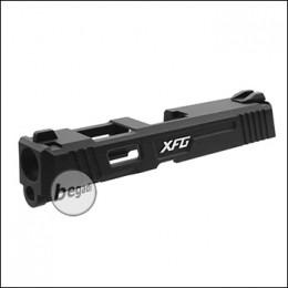 ICS BLE XFG Schlitten -schwarz- [AG-18]