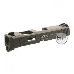 ICS BLE XFG Schlitten -TAN- [AG-18T]