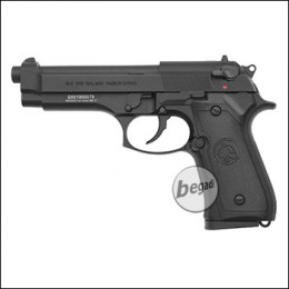 ICS BLE BM9 GBB, schwarz (frei ab 18 J.)