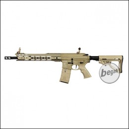 ICS M4 CXP M.A.R.S. Carbine S-AEG, TAN (frei ab 18 J.) [IMT-302-1]