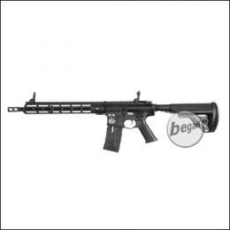 ICS M4 CXP-X MMR Carbine S-AEG mit SSS Mosfet, schwarz (frei ab 18 J.) [ICS-401]