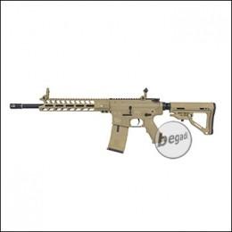 ICS M4 CXP-X M Peleador Carbine S-AEG, TAN (frei ab 18 J.) [IMT-440-1]