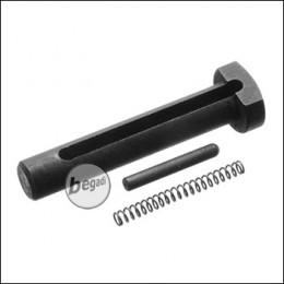 ICS M4 / CXP Locking Pin für Receiver Vorderseite - inkl. Feder und Sicherungs-Pin