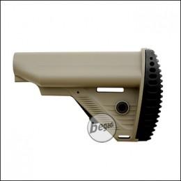 ICS MTR S1 Tactical Retractable Stock -TAN- [MA-381]