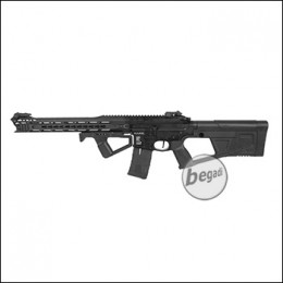 ICS M4 CXP M.A.R.S. Komodo S-AEG, schwarz, mit SRU SR-Q Kit in schwarz  (frei ab 18 J.) [ICS-300-SRU-BK]