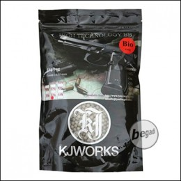 2.500 KJW High Grade BIO BBs 6mm 0,40g -hell-