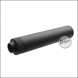 "KJW ""R14"" 14mm CCW Silencer 30x150mm -schwarz-"