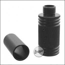 Laylax Nineball Silencer Adapter für Marui M93R AEP