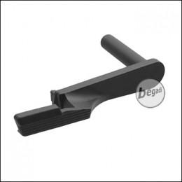 LayLax Nineball HiCapa / 1911 Custom Slide Stop (Schlitten- / Verschlussfang) -schwarz-
