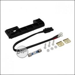 Laylax Nineball R4 / MP7 Adapter Kit für externen Akku