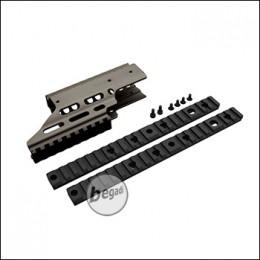 Laylax Nitro V.o SCAR Handguard Booster -TAN-