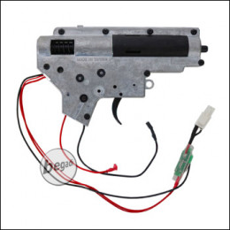 Lonex -komplette- M4 V2 8mm Non-EBB Gearbox mit Mosfet [semi only] (frei ab 18 J.)