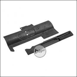 Lonex M4 Metall Verschlussblech / Dummy Bolt