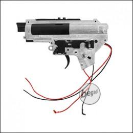 Lonex -komplette- M4 V2 8mm EBB Gearbox [semi only] (frei ab 18 J.)