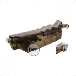 MAG AIRSOFT BB Speed Loader / Loading Tool -braun- (200 BBs)