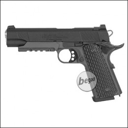 Marui Night Warrior 1911 GBB, schwarz / grau (frei ab 18 J.)
