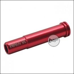 Maxx Model CNC Alu Nozzle mit Doppel O-Ring -38.5mm- (Scar)