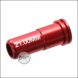 Maxx Model CNC Alu Nozzle mit Doppel O-Ring -21.00mm-