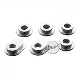 Modify V6 Oil Tank Bushings / Stahllaufbuchsen Set 6mm