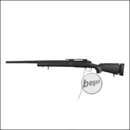 Modify MOD 24 -MANCAFT HPA- Sniper Rifle, schwarz (frei ab 18 J.)