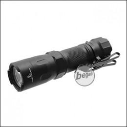 """Opsmen """"FAST 301"""" Taktische Taschenlampe mit 800 Lumen Cree LED -schwarz-"""