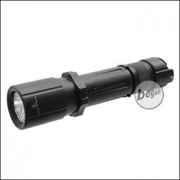 """Opsmen """"FAST 501"""" Taktische Taschenlampe mit 1000 Lumen Cree LED -schwarz-"""
