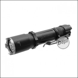 """Opsmen """"FAST 501A"""" Taktische Taschenlampe mit 1000 Lumen Cree LED -schwarz-"""
