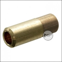 Perun Nozz-X 22.5-26.5mm AEG Nozzle Tip, mit kleiner Fase