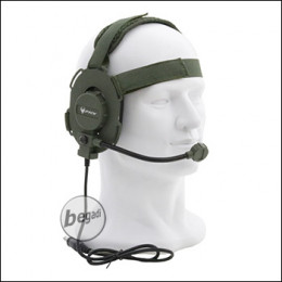 "PHX Funk Headset ""Archer"" -olive-"
