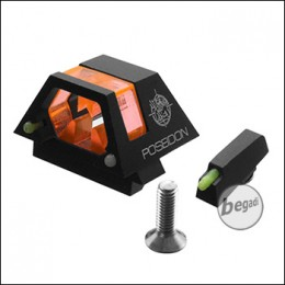 Poseidon CYCLOPS Metall Sight Set für TM / WE G Serie