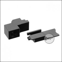RA-TECH WE M4 / M16 / 4168G Stahl Nozzle Guide