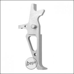 Retro Arms M4 / AR15 CNC Trigger Type B -silber-