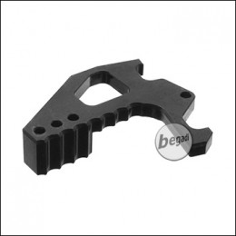 Retro Arms M4 / AR15 CNC Charging Handle Extension Type B -schwarz-