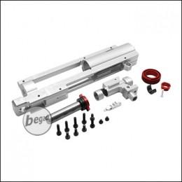 Retro Arms V2 8mm CNC Upper Split Gearbox Set mit HopUp Unit & Springguide