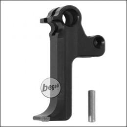 Retro Arms CNC Alu Trigger für Cyma CM.122 + CM.127 AEPs -schwarz-