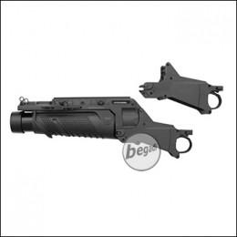 S&T EGLM MK16 / MK17 Grenade Launcher  -schwarz- (frei ab 18 J.)