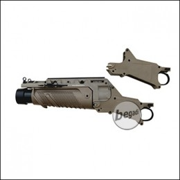 S&T EGLM MK16 / MK17 Grenade Launcher  -TAN- (frei ab 18 J.)