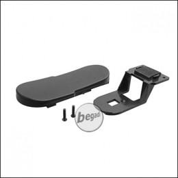 S&T Schaftkappe für P90 / S&T ST009 & Begadi PD9 Serie