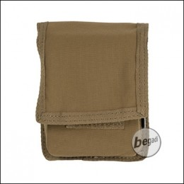 Silverback SRS Mag Pouch, double – Coyote / Dark Earth TAN