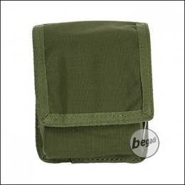 Silverback SRS Mag Pouch, double – olive