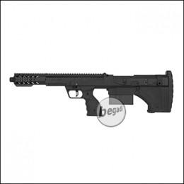 "Silverback Desert Tech SRS A1 Gen.3 Sniper Rifle, 16"" Version -schwarz- (frei ab 18 J.)"