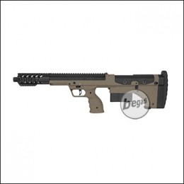 "Silverback Desert Tech SRS A1 Gen.3 Sniper Rifle, 16"" Version -TAN- (frei ab 18 J.)"