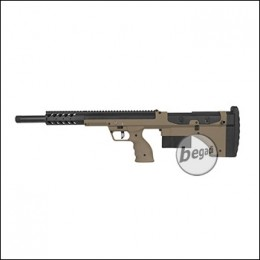 "Silverback Desert Tech SRS A1 Gen.3 Sniper Rifle, 20"" Sport Version -TAN- (frei ab 18 J.)"