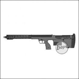 """Silverback Desert Tech SRS A1 Gen.3 Sniper Rifle, 22"""" Version -grau- (frei ab 18 J.)"""