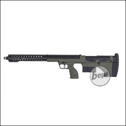 "Silverback Desert Tech SRS A1 Gen.3 Sniper Rifle, 22"" Version -olive- (frei ab 18 J.)"
