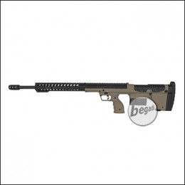 "Silverback Desert Tech SRS A1 Gen.3 Sniper Rifle, 26"" Version -TAN- (frei ab 18 J.)"